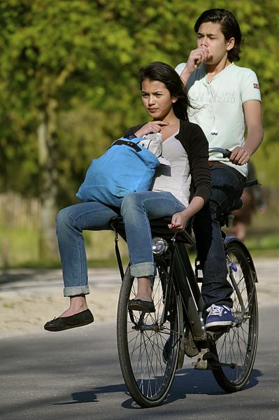 荷蘭自行車載重第一