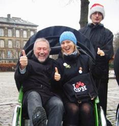 歐洲自行車聯會主席Manfred Neun