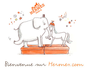 Hermes Elephant