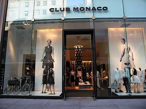Club Monaco New York
