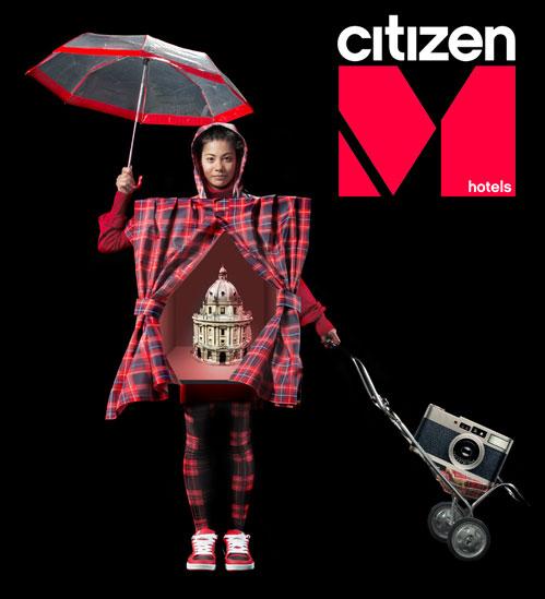 Citizen M poster