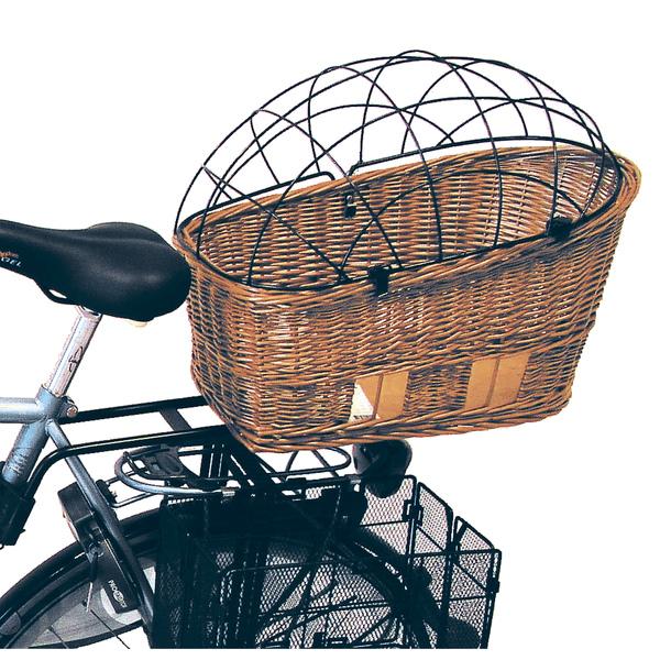 自行車寵物竹籃