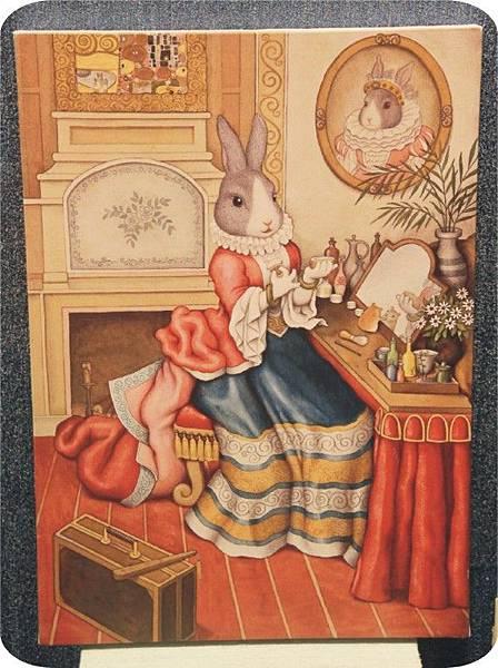 1487-6  SMART莊信棠暖暖熊展-芭比兔作品.jpg