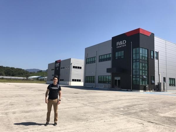 實地參訪 CGMP 跟 R&D 通過嚴格檢生產工廠.JPG