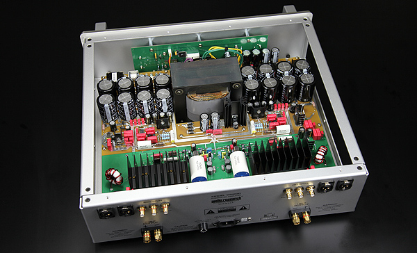 美國 真空管機大廠 Audio Research【晶豔好聲】Definition Series  DSI200 軟硬兼備的好實力!!