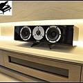 裝潢與好聲音完美的搭配,淡水張大哥新居落成,Dynaudio Excite X36完美獻聲!!