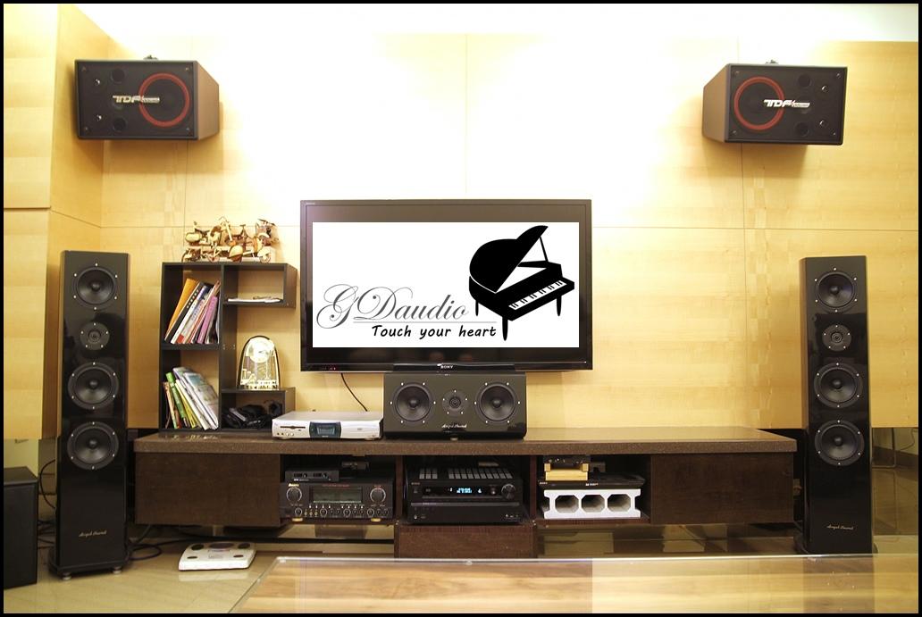 新北市新莊區李大哥擁新居,Angel Sound 360美聲呈獻! 勁迪專業調音~!