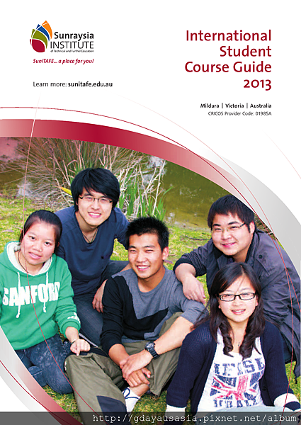sunitafe-international-student-course-guide-20131