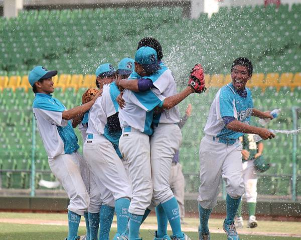 2012金龍盃冠軍由穀保家商拿下
