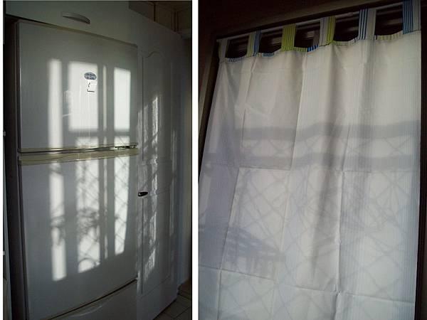 遮光簾DIY1