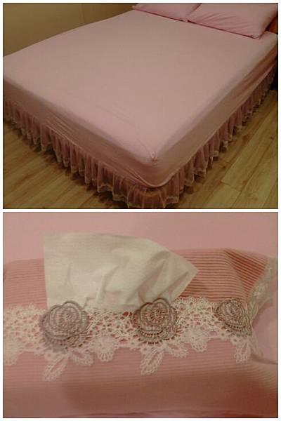 床包變床罩一b