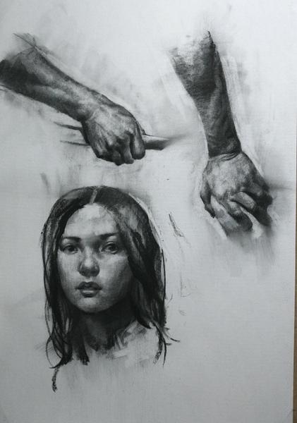 手手.頭頭