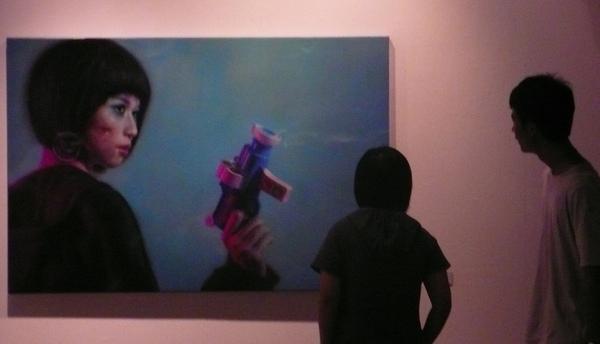 香港藝術公社聯展