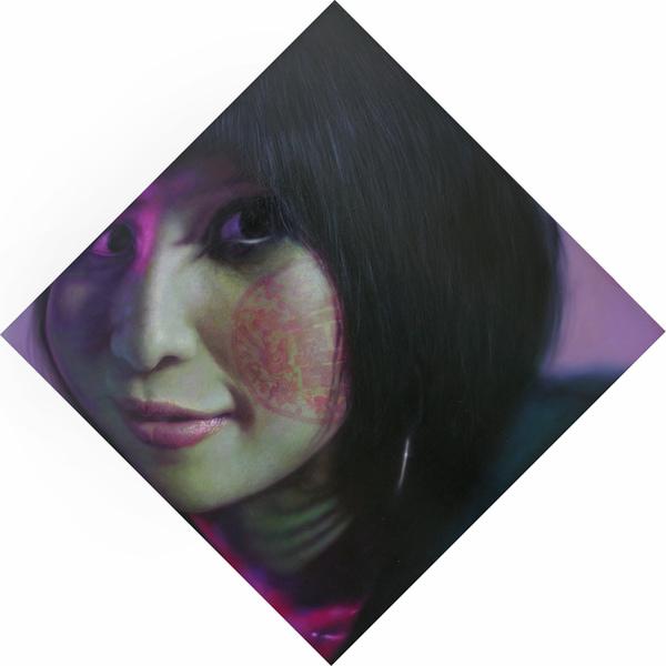 草莓族青春日誌20 100X100CM  2009