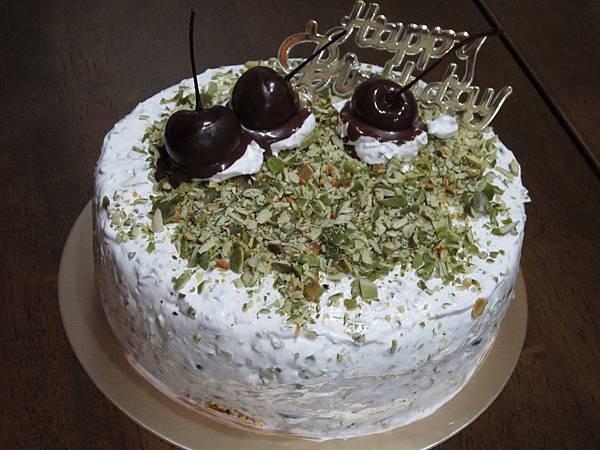 南瓜鮮奶油蛋糕