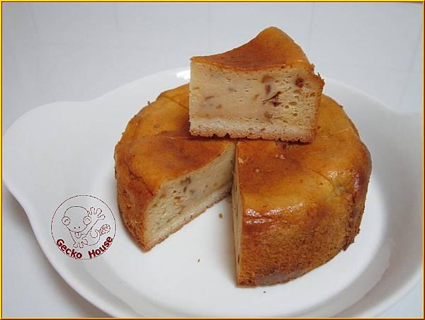 杏仁堅果重乳酪蛋糕