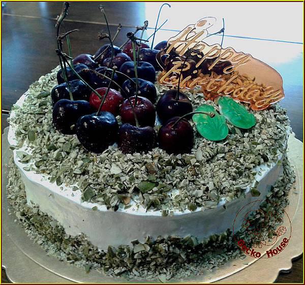 南瓜王子蛋糕