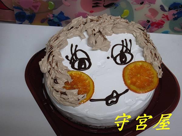原味重乳酪母親節蛋糕