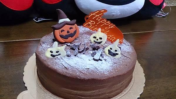 巧克力奇異果蛋糕