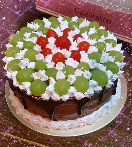 綜合水果蛋糕