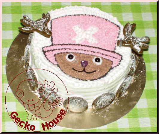 喬巴哥哥鮮奶油蛋糕