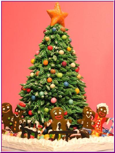 薑餅人的聖誕佳節