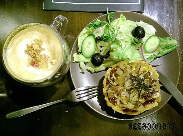 南京東路美食 Give me pie-海派章魚哥