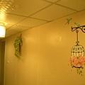 走廊壁面裝飾(右)