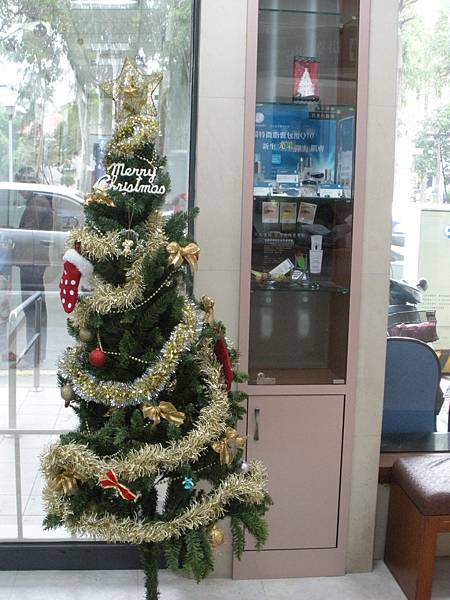 吉田聖誕樹正面