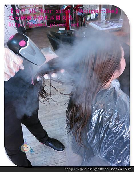 台中染髮~掙脫布丁頭,蛻變紫彩髮! 台中西屯黎明路 VS. hair salon (設計師Sam)  【近台中七期、逢甲商圈、老虎城、阿秋大肥鵝】 美髮相關