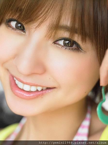 有人說我長得像 篠田麻里子 (AKB48)