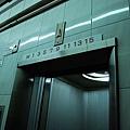 陰森詭譎的電梯