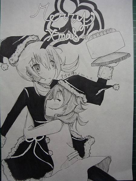 狩蘭-聖誕快樂