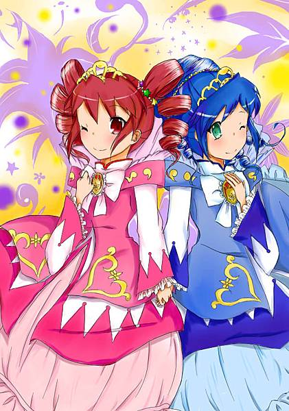 雙胞胎公主(色)