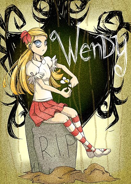 WENDY(水彩)