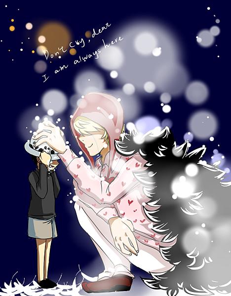 don't cry dear