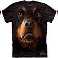 3D立體動物T恤