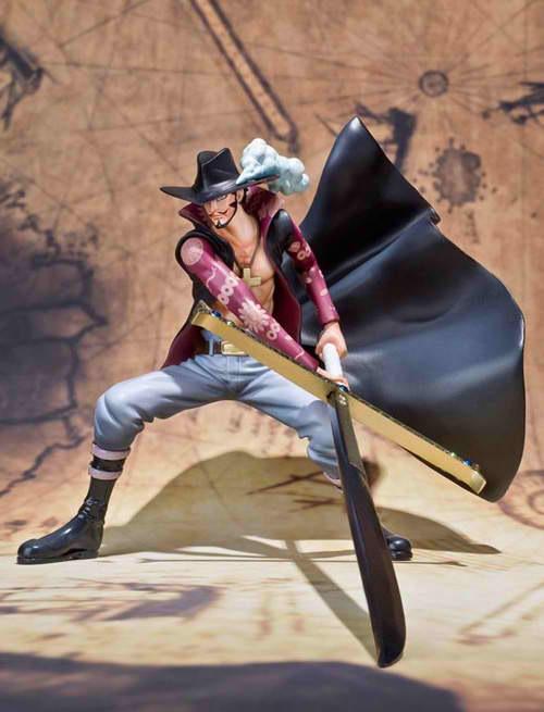 海賊王-王下七武海-喬拉可爾·密佛格-海賊王桌布2012