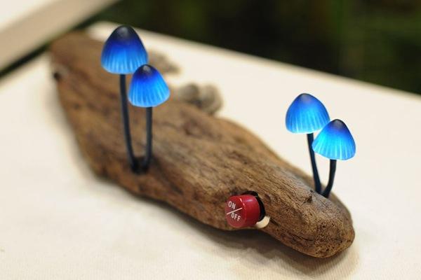 蘑菇造型LED燈_1