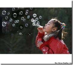 吹泡泡-遊戲