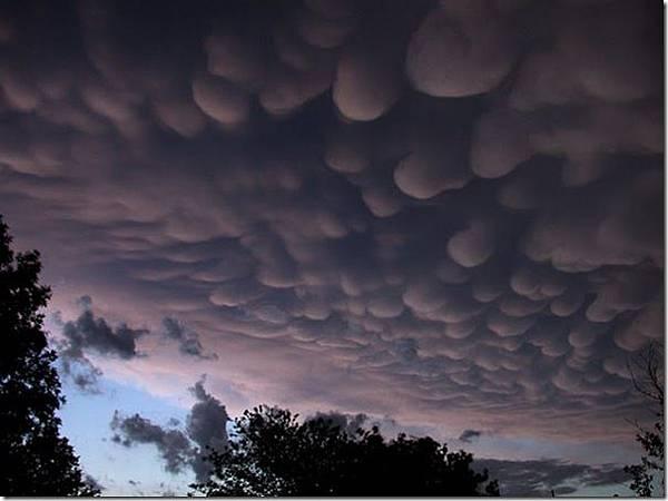 令人嘆為觀止的天空