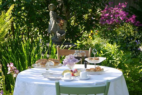 Iris and tea time 027