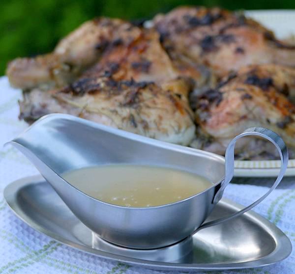 法式烤雞 074