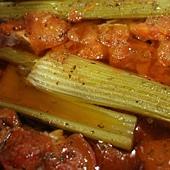 義大利香料番茄燉肉 086