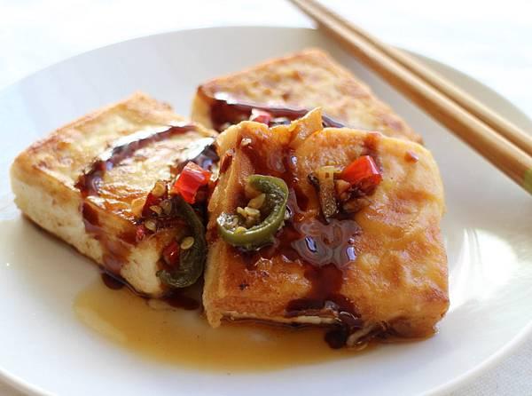 豆腐與辣椒醬 007
