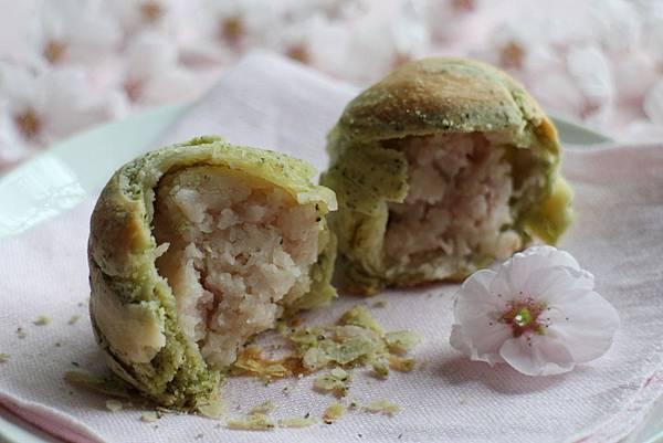 綠茶芋頭酥 145