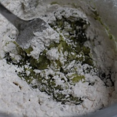 綠茶紅豆酥 052