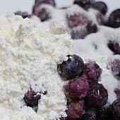 藍莓開口派 1005