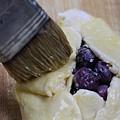 藍莓開口派 1051
