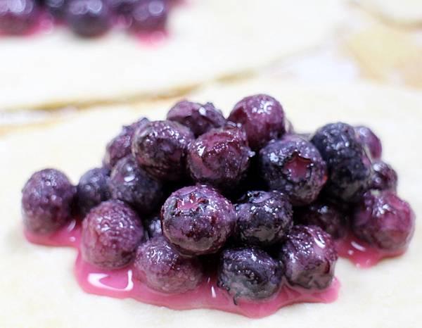 藍莓開口派 1032